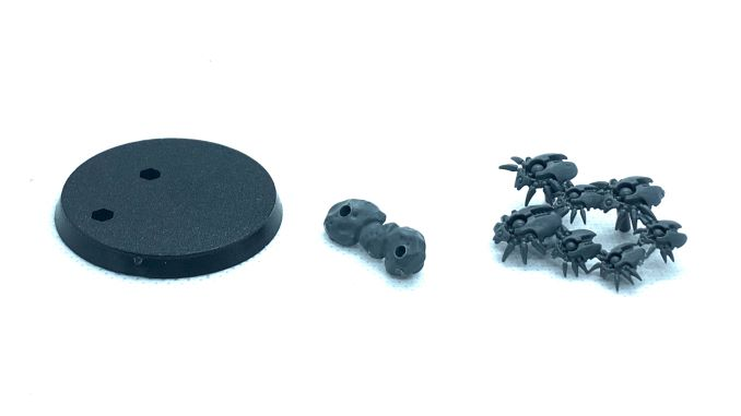 Warhammer 40,000 Starter Set Command Edition Necron Canoptek Scarabs Parts