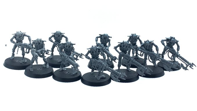 Warhammer 40,000 Starter Set Command Edition Necron Warriors