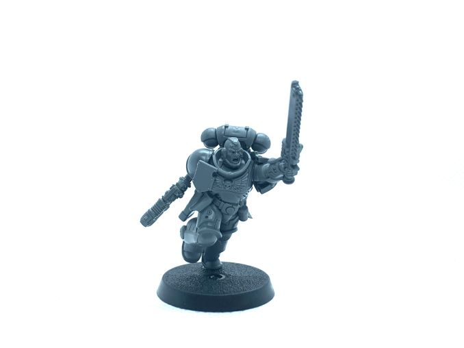 Warhammer 40,000 Starter Set Command Edition Intercessors Sargento