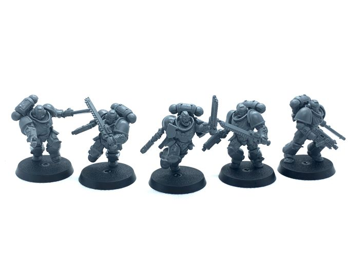 Warhammer 40,000 Starter Set Command Edition Intercessors Group