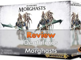 Critique des Morghasts de Warhammer Age of Sigmar Deathlords - En vedette