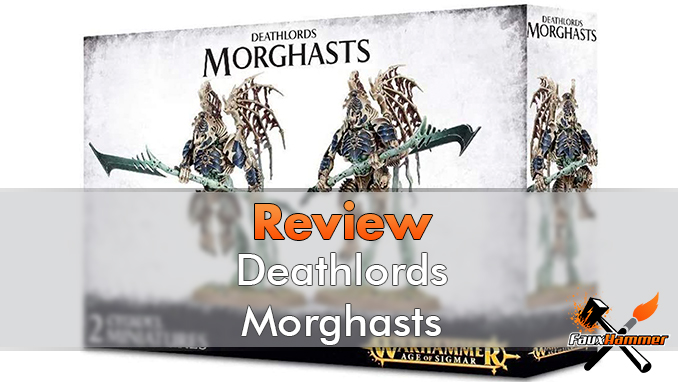 Warhammer Age of Sigmar Deathlords Morghasts Review - Featured