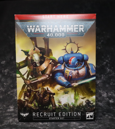 Confezione Starter Set Warhammer Recruit Edition