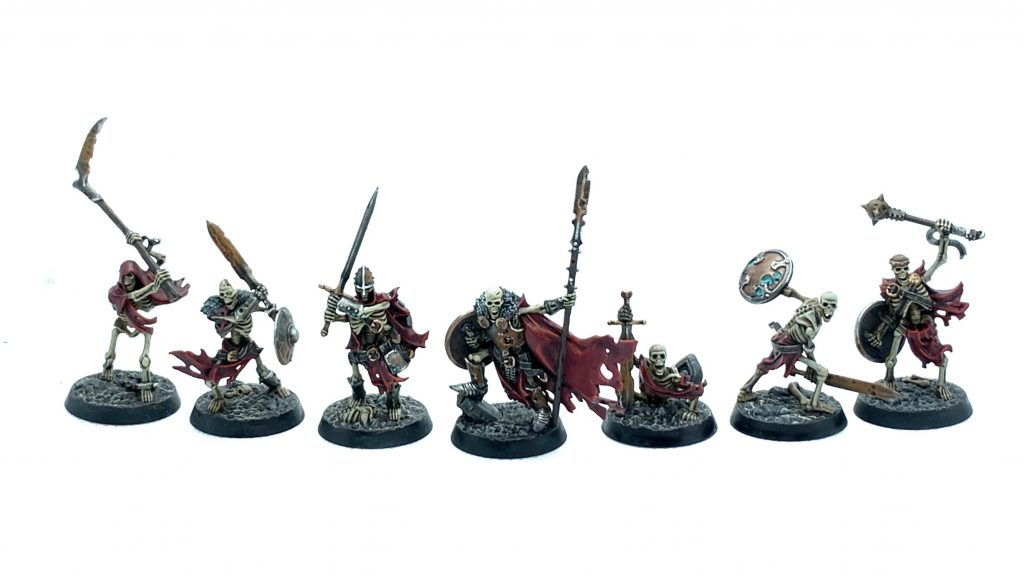 RedgrassGames Brushes Review Sepulchral Guard