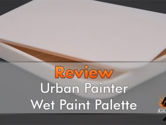 Urban Painter Wet Paint Palette - Featured