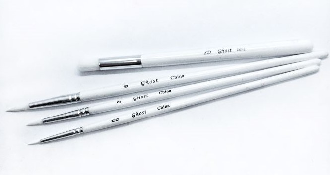 Ghost Brushes Review All