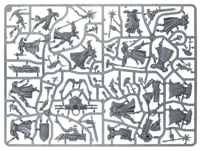 Mortal Realms Contents Issue 43 - Soul Wars Sprue A