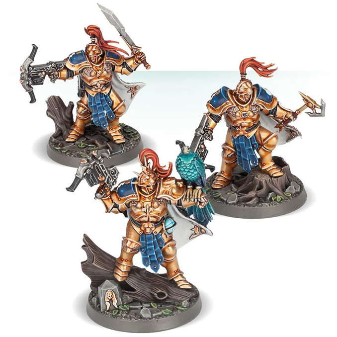 Mortal Realms Contenuti Numero 47 - Stormcast Eternals The Farstriders