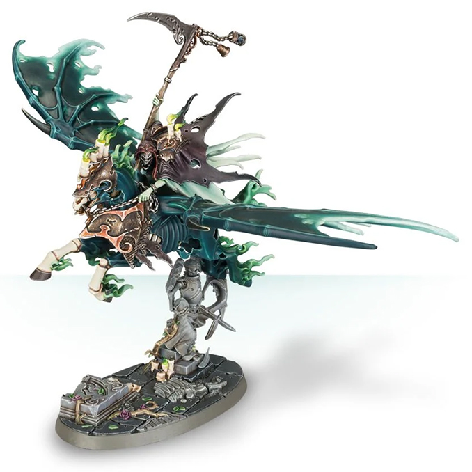 Mortal Realms Contents Issue 48 - Reikenor the Grimhailer