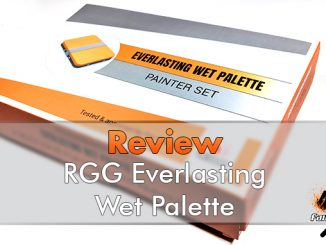 RGG Everlasting Wet Palette Review - Vorgestellt