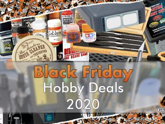Black Friday Hobby Deals 2020