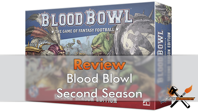 Blood Bowl Second Season Edition Review - Vorgestellt