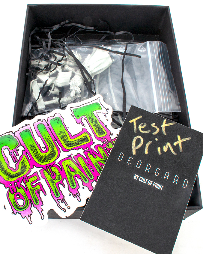 Cult of Paint - Deorgard - Box Open