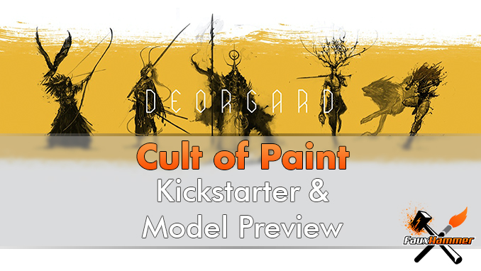 Cult of Paint - Deorgard - En vedette