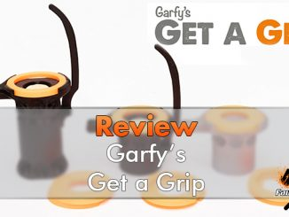 Garfy get a Grip Review - Featured