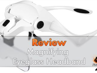 Magnifying Eyeglass Headband - Featured