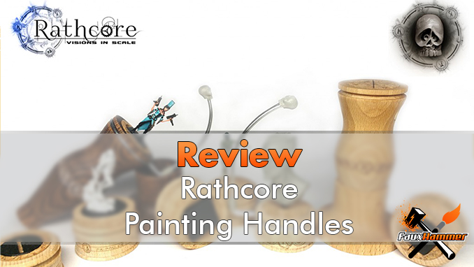 Rathcore Painting Handles Review - In primo piano