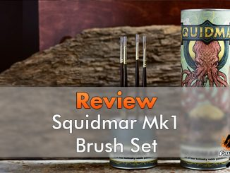 Squidmar Mk1 Brush Set - Featured