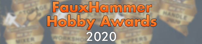 The FauxHammer Awards - Banner