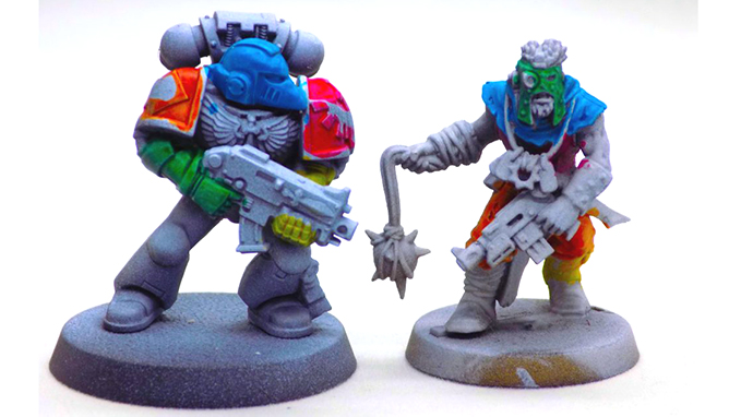 Warcolours Anthesis Review - Erste Tests 1