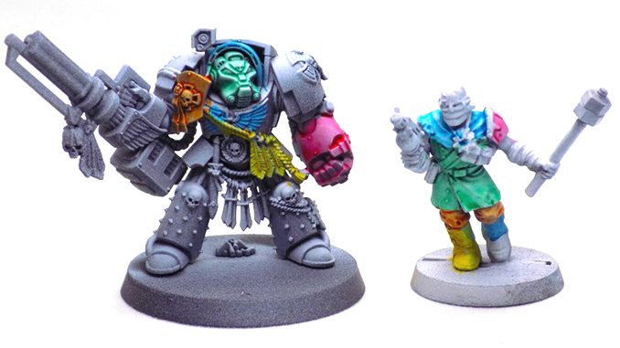 Warcolours Anthesis Review - Erste Tests 2