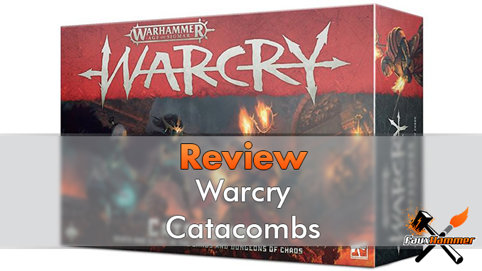 Recensione di Warcry Catacombs - In primo piano