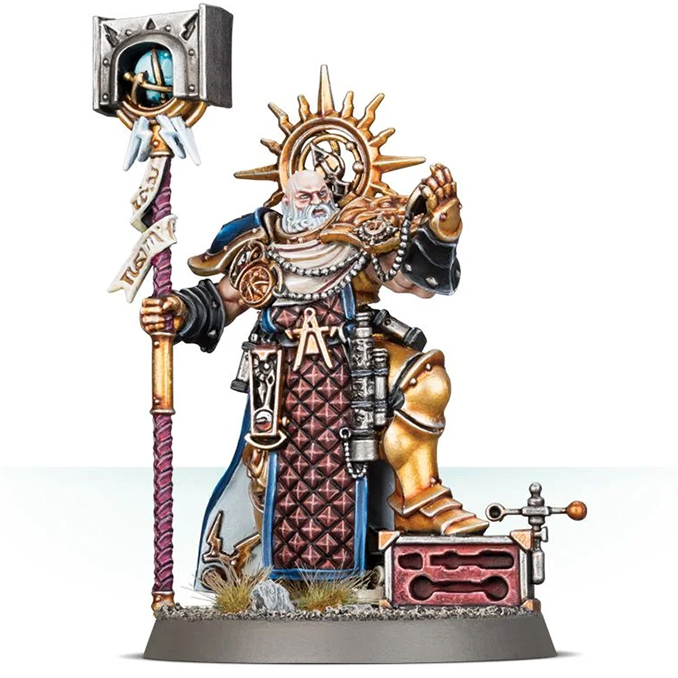 Mortal Realms Contents Issue 51 - Lord Ordinator