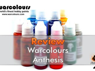 Warcolours Anthesis Review - In primo piano