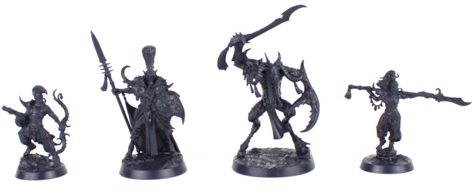 Critique de Warhammer Underworlds Direchasm - Dread Pageant