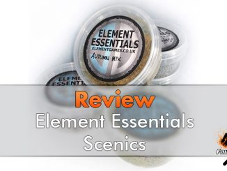 Element Essentials - Scenics - Vorgestellt