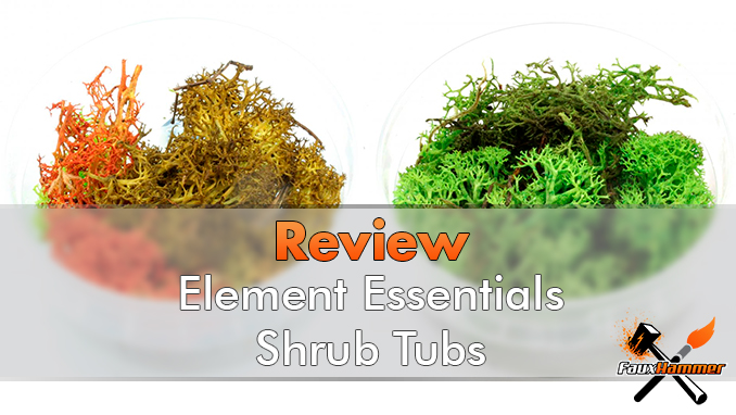 Element Essentials - Shrub Tubs - Featured