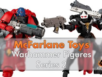 Warhammer 40k McFarlane Toys Series 2 - Featured