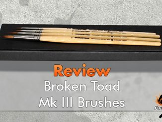 Broken Toad Mk III Brush Review - Featured