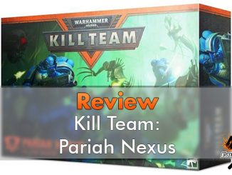 Kill Team - Revue Pariah Nexus en vedette