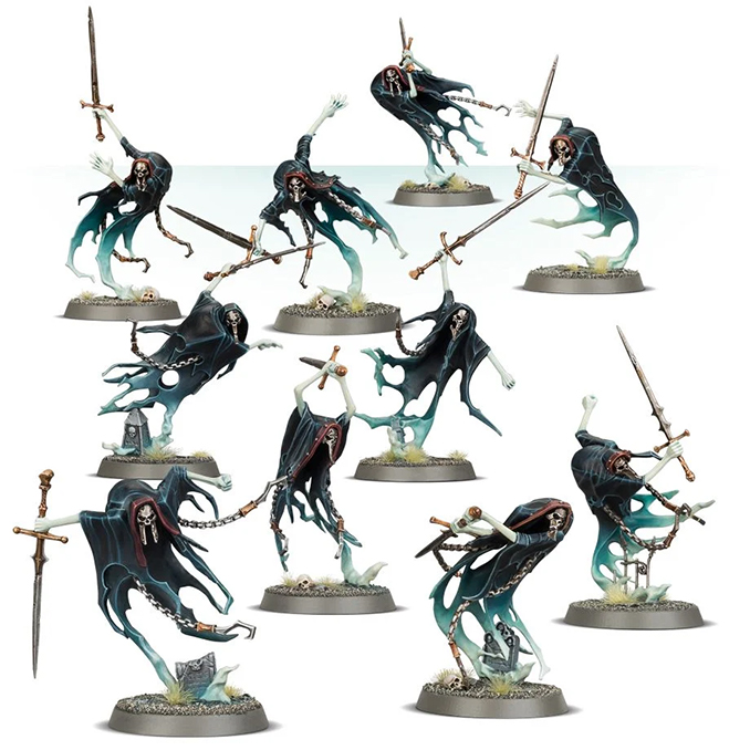 Mortal Realms Contents Issue 60 - Bladegheist Revenants