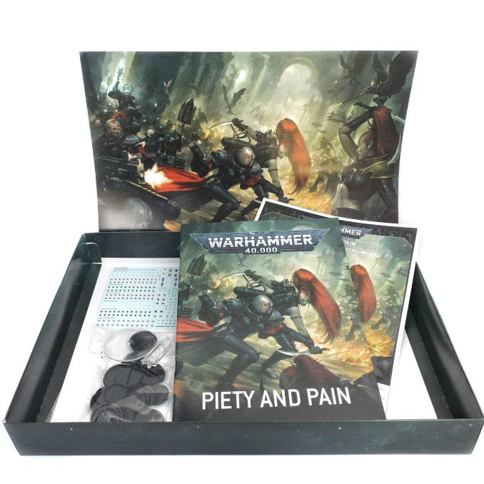 Extras Piety and Pain Box