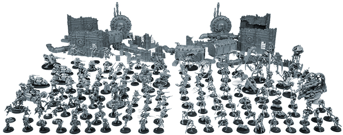Warhammer Imperium Magazine - Full Army Contents
