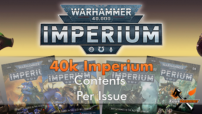 Warhammer Imperium Magazine - Featured
