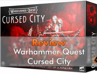 Warhammer Quest Cursed City Review - In primo piano