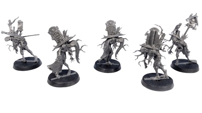 Warhammer Quest Cursed City Zombies 2