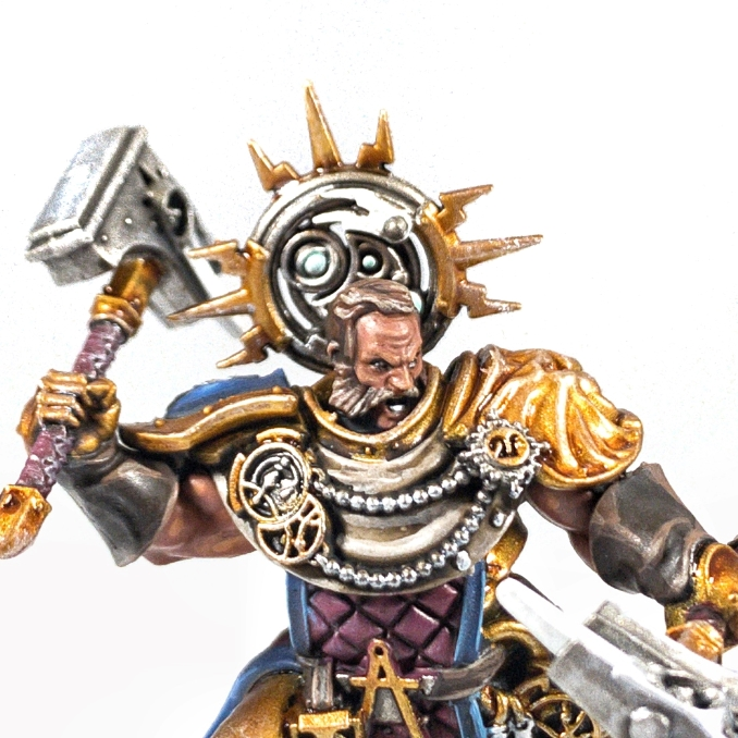 Citadel STC Brush Review Lord Ordinator Complete Face