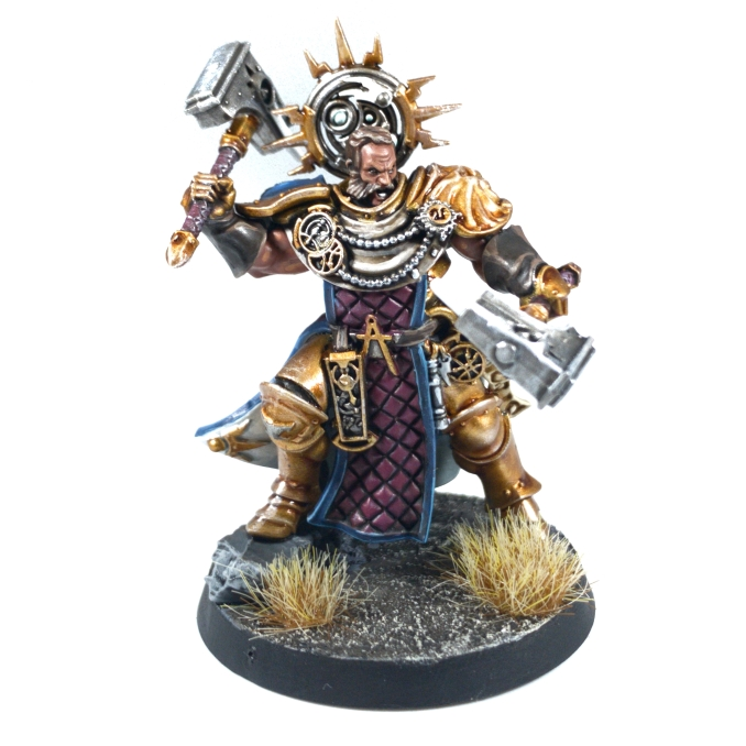 Citadel STC Brush Review Lord Ordinator Complete