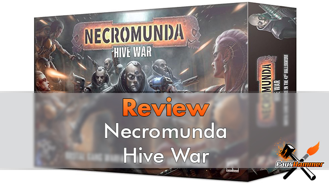 Necromunda Hive War Review - Featured