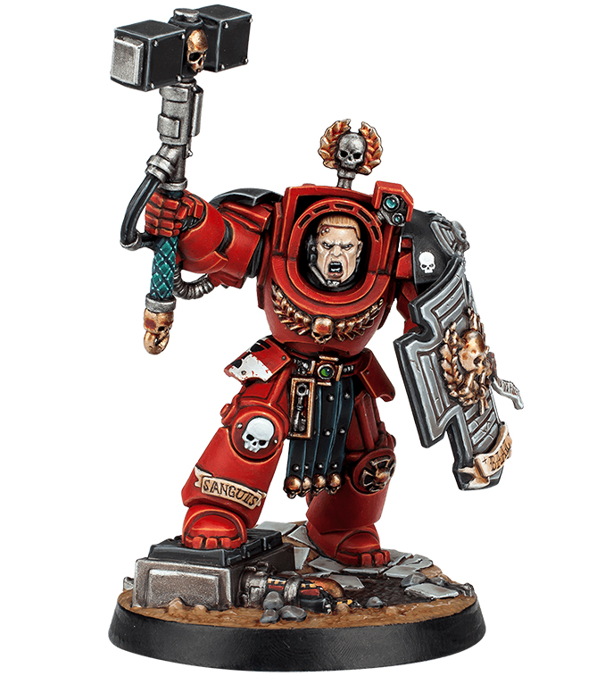 Space Marine Heroes - Serie 2 - Fratello Victorno