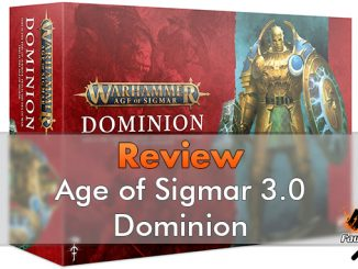 Warhammer Age of Sigmar Dominion Review - Featured