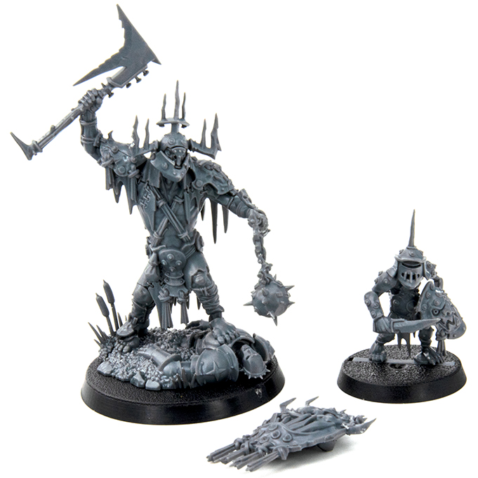Warhammer Age of Sigmar Dominion Review - Modelle - Killaboss