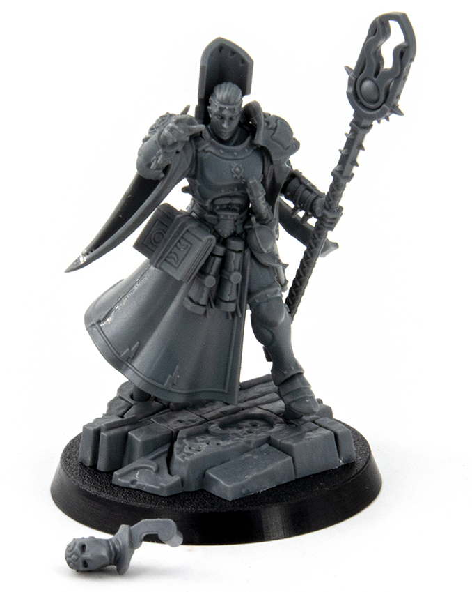 Warhammer Age of Sigmar Dominion Review - Modelle - Knight-Arcanum