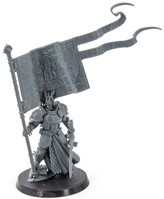 Warhammer Age of Sigmar Dominion Review - Modelle - Knight-Vexillor with Banner of Apotheosis