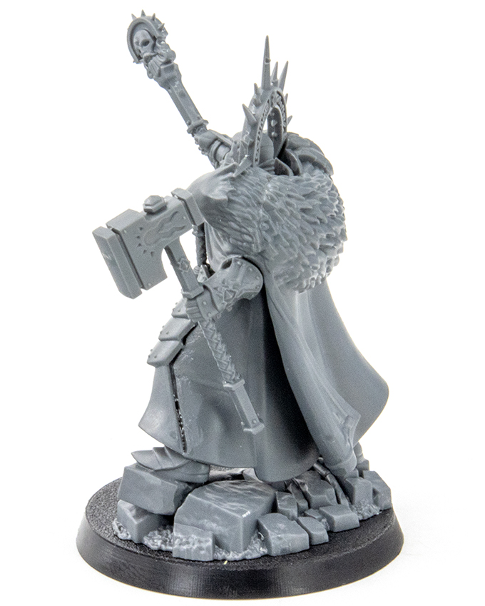 Warhammer Age of Sigmar Dominion Review - Modelle - Lord-Imperitant Cape Gap