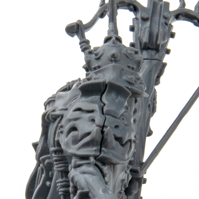 Warhammer Age of Sigmar Dominion Review - Modelle - Man-Spieß Boltboyz - Join Line